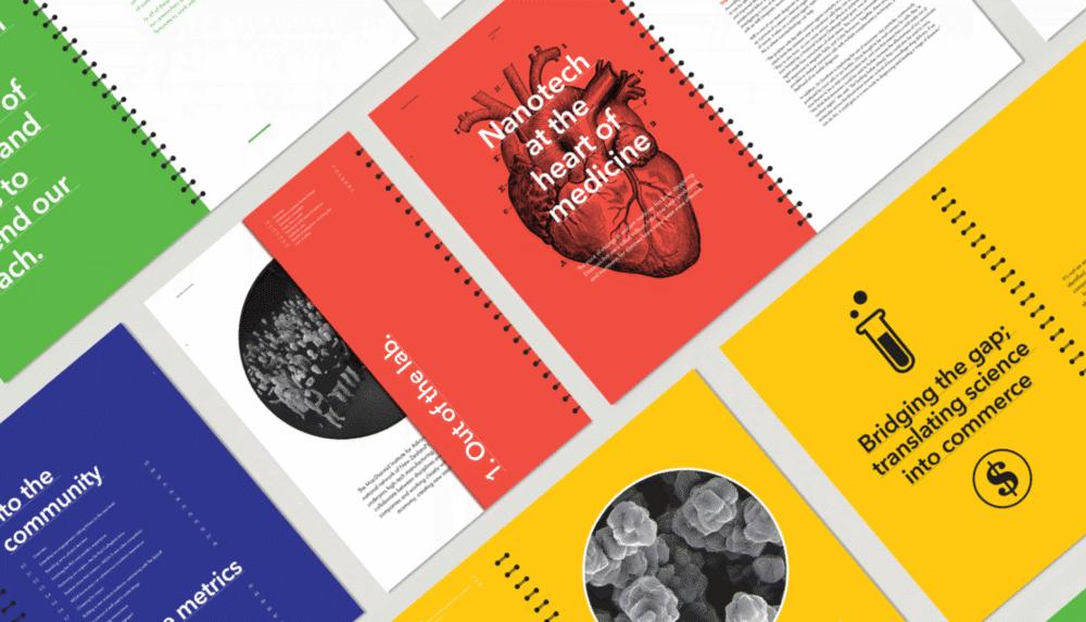 Annual Reports Dave Clark Design