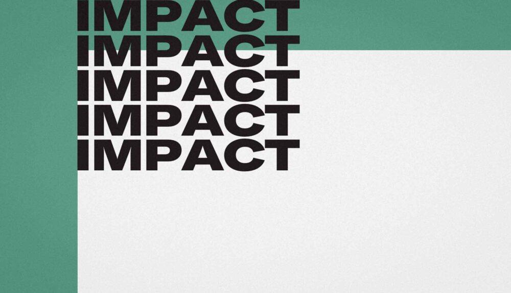 Semi permanent impact