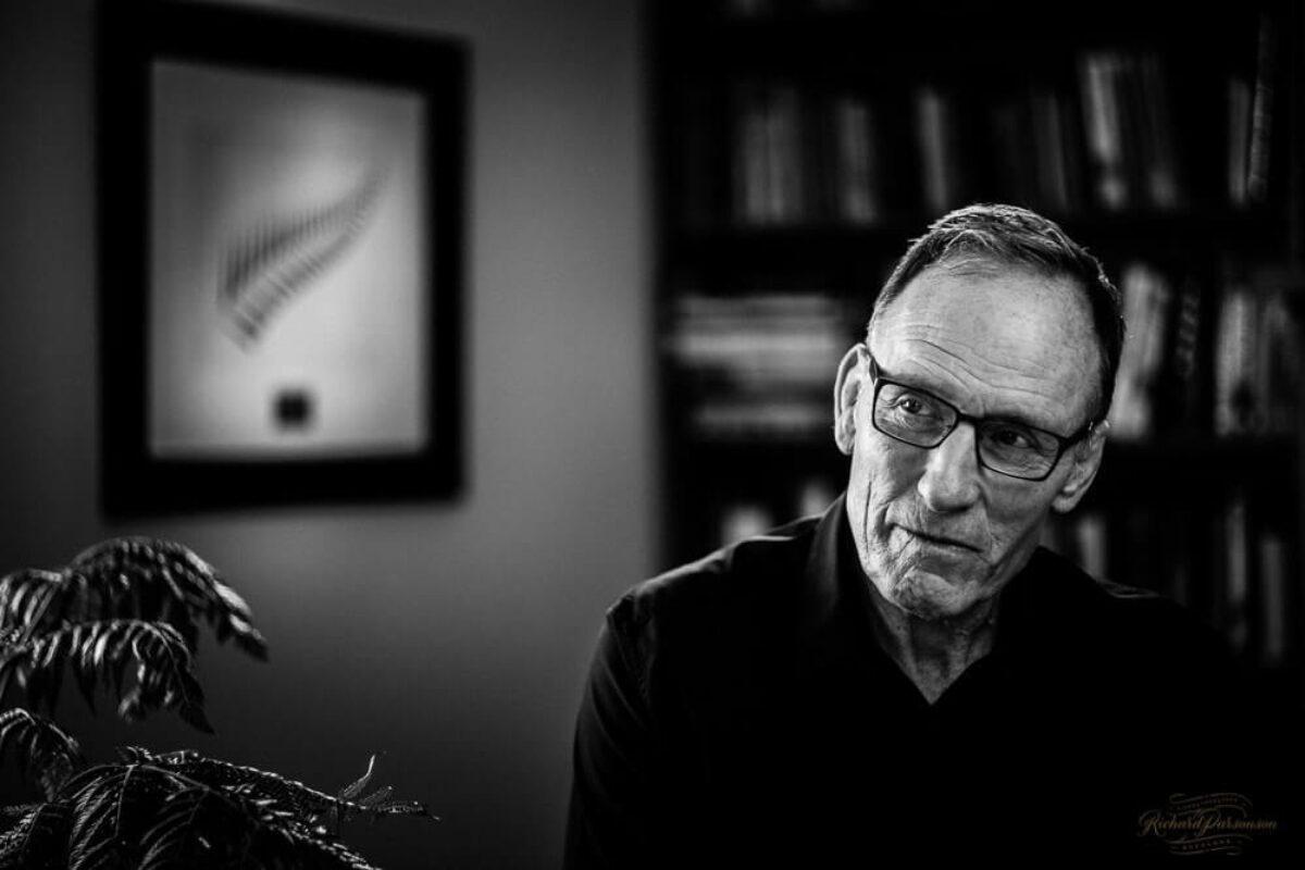 Dave Clark Portrait
