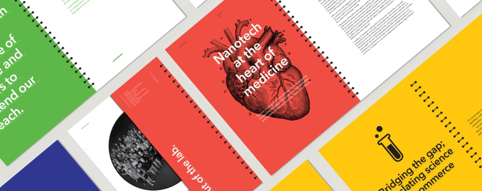 Annual reports dave clark design 2x
