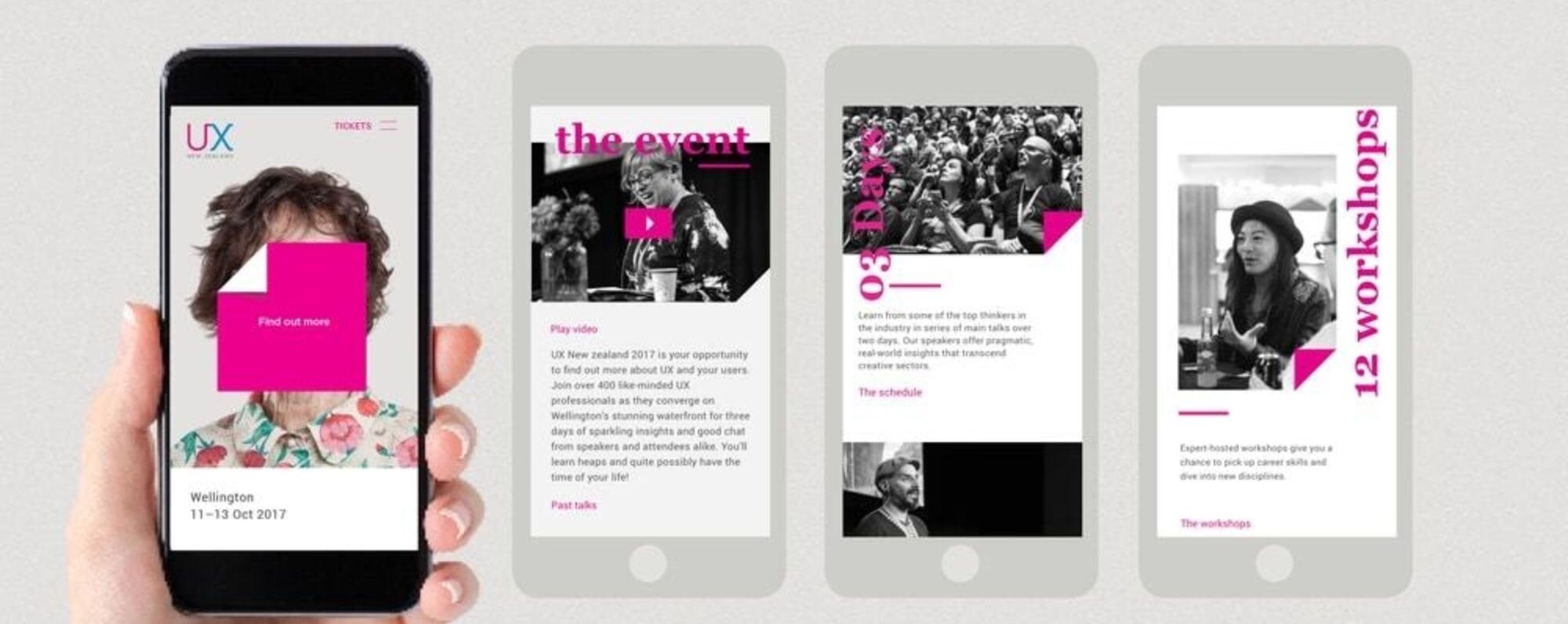 Uxnz mobile layouts