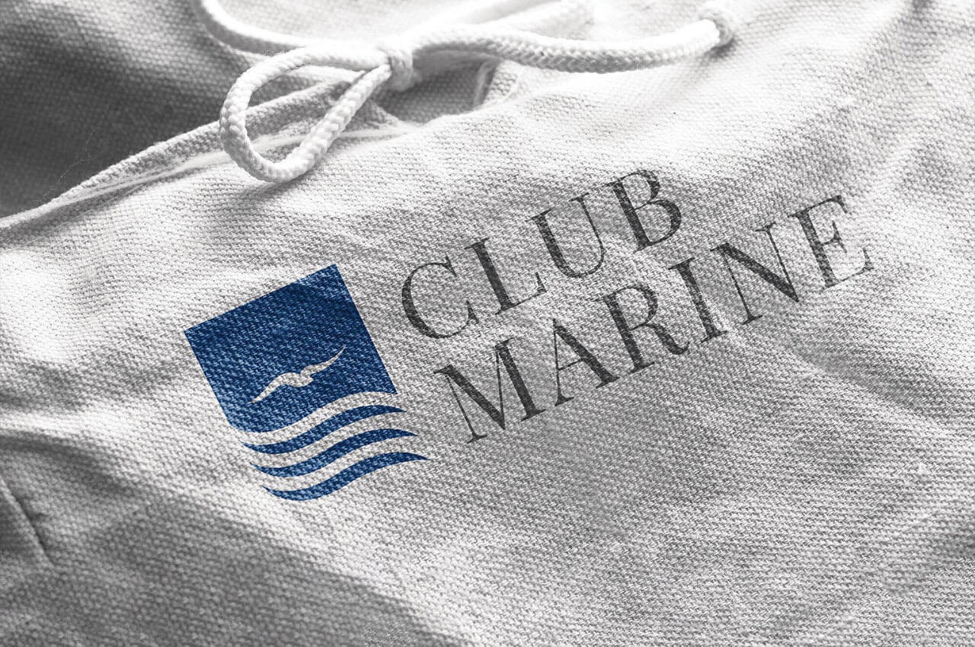Club Marine brand refresh
