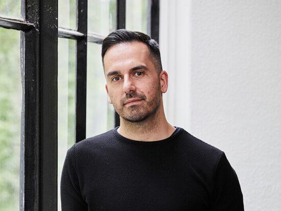 Dave Clark Design staff Luis