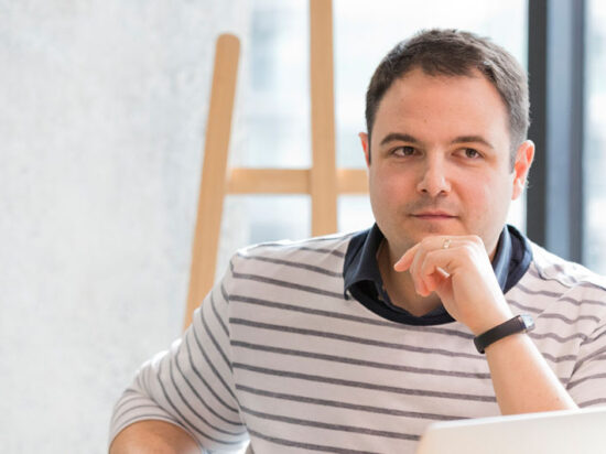 Dave Clark Design staff Gligor