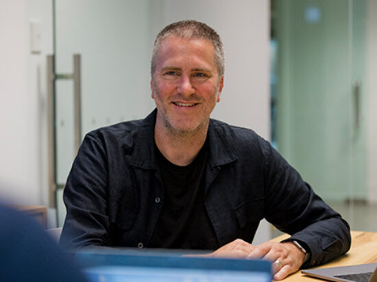 Dave Clark Design staff Jonathan