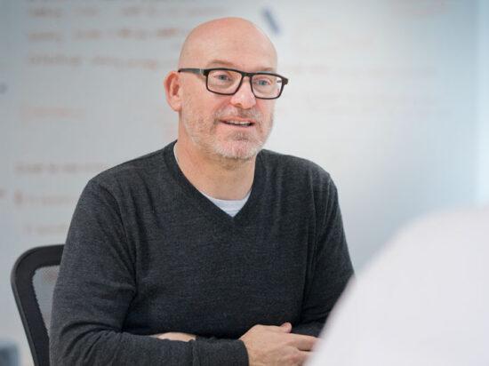 Dave Clark Design staff Trevor