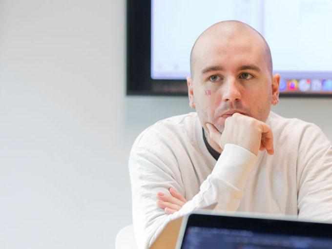 Dave Clark Design staff Liam