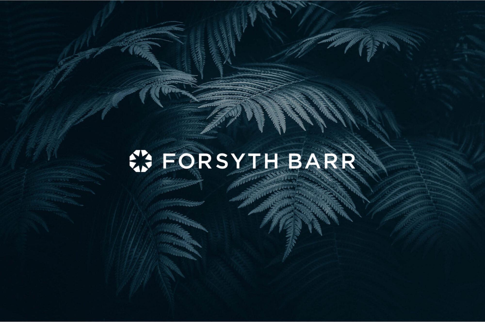 Forsyth Barr digital and brand refresh