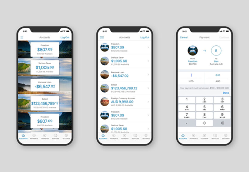 ANZ Brand Guardian mobile layout