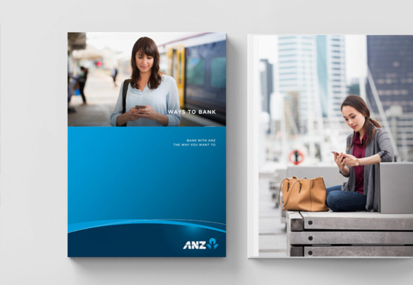 ANZ Brand Guardian publication