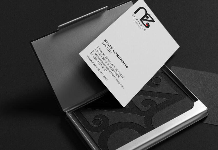 NZCC Business Card