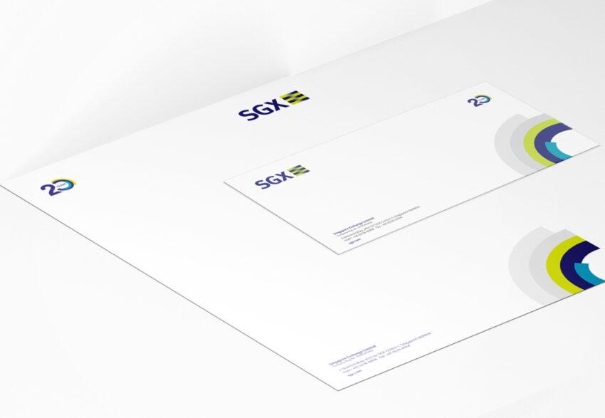 SGX letterenvelope