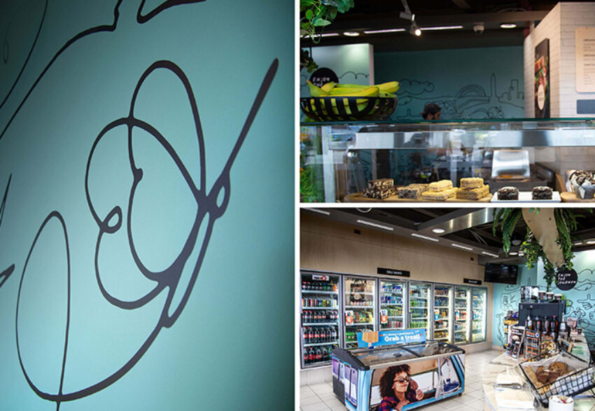 Z Espress interior designs