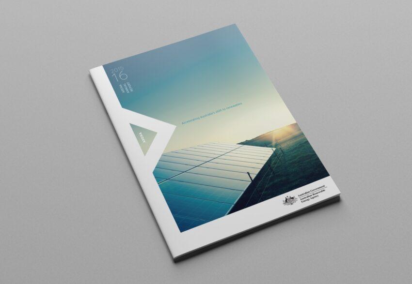 ARENA Annual Report Cover