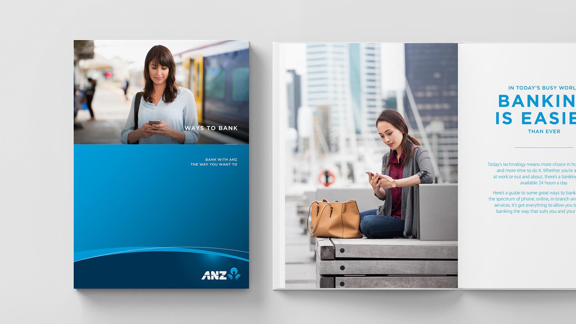 ANZ Brand Guardians Publications