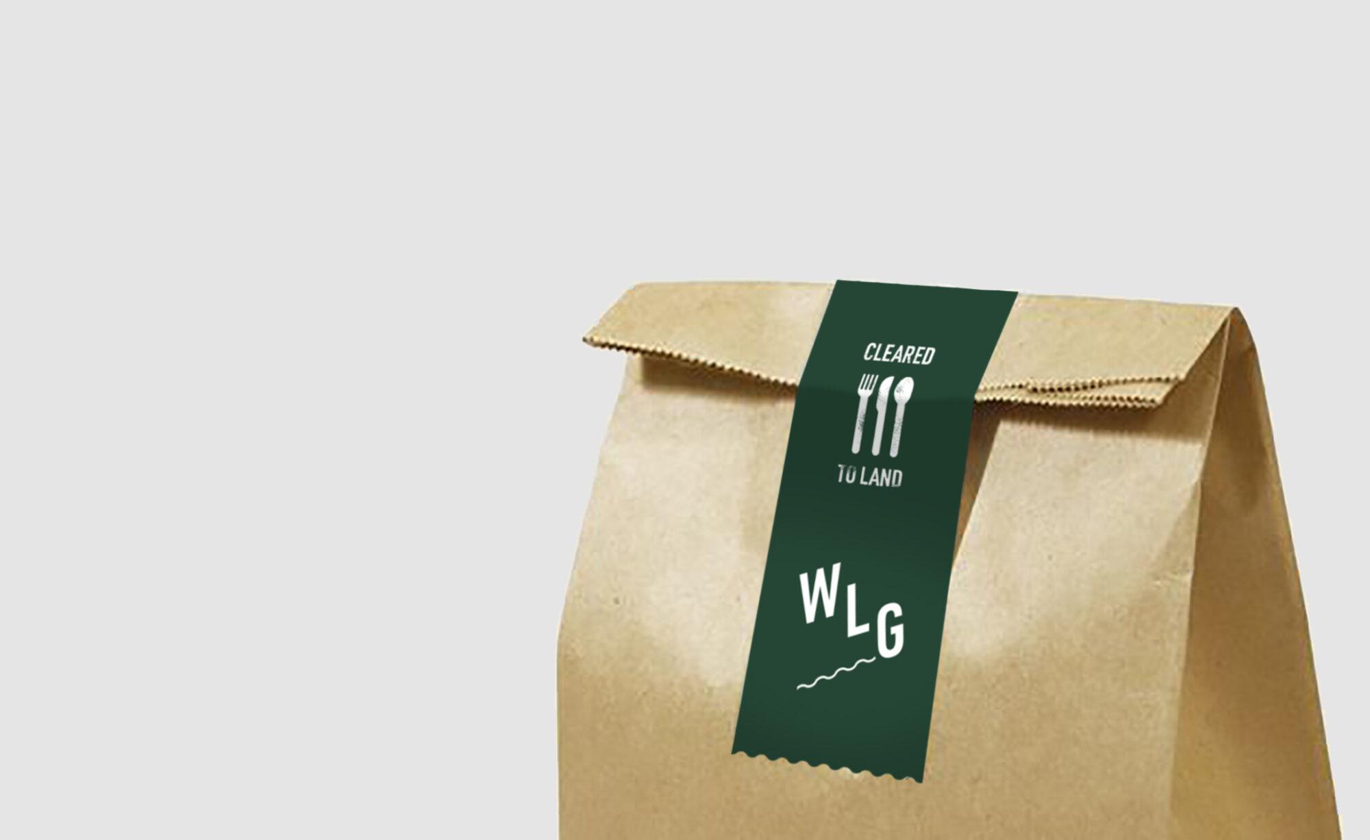 WLG take away bag
