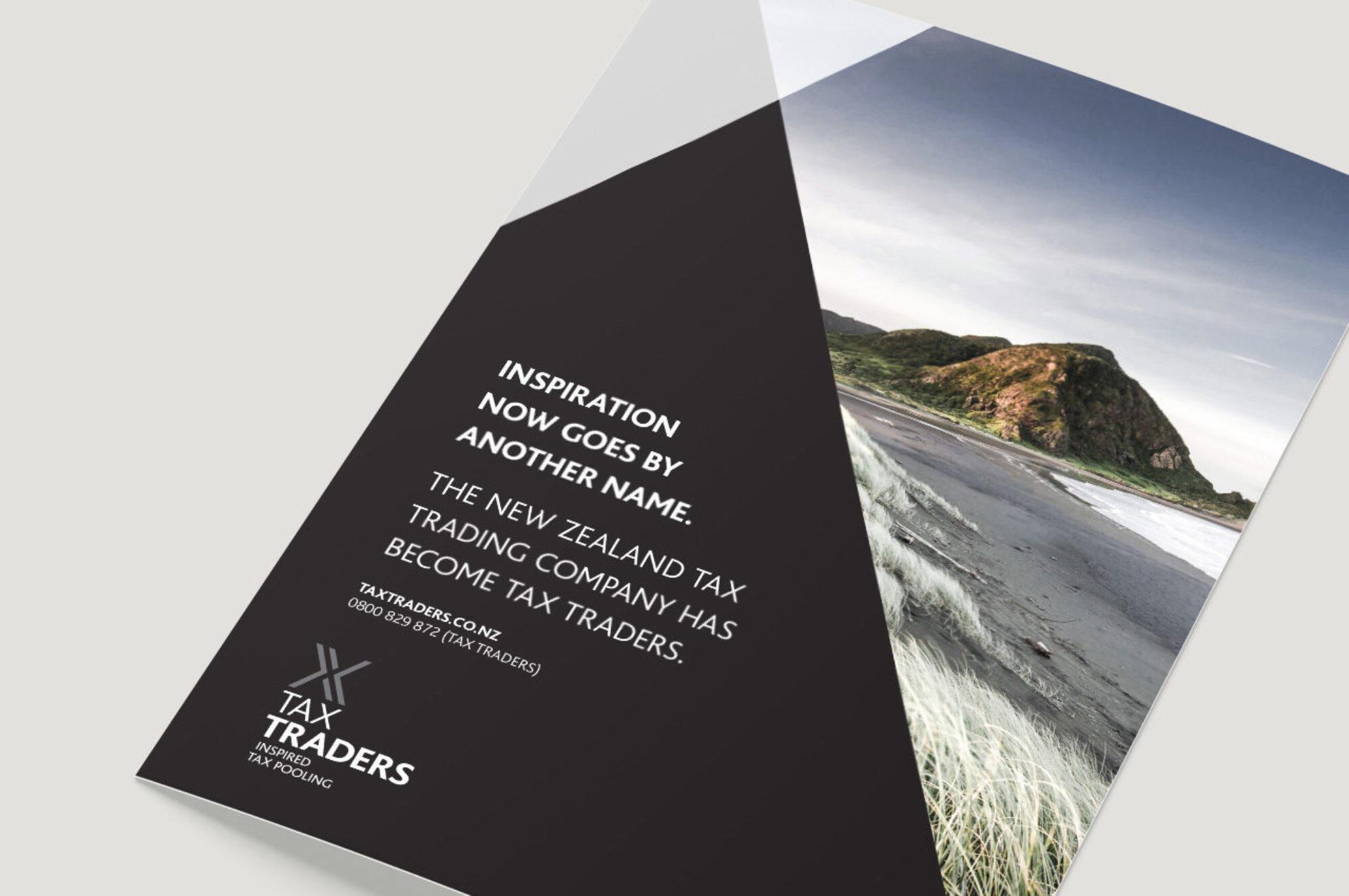 Tax Traders press advert