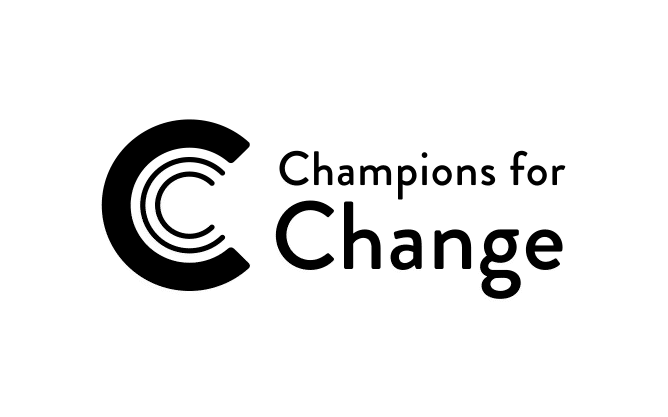 Client logo Champions for Change