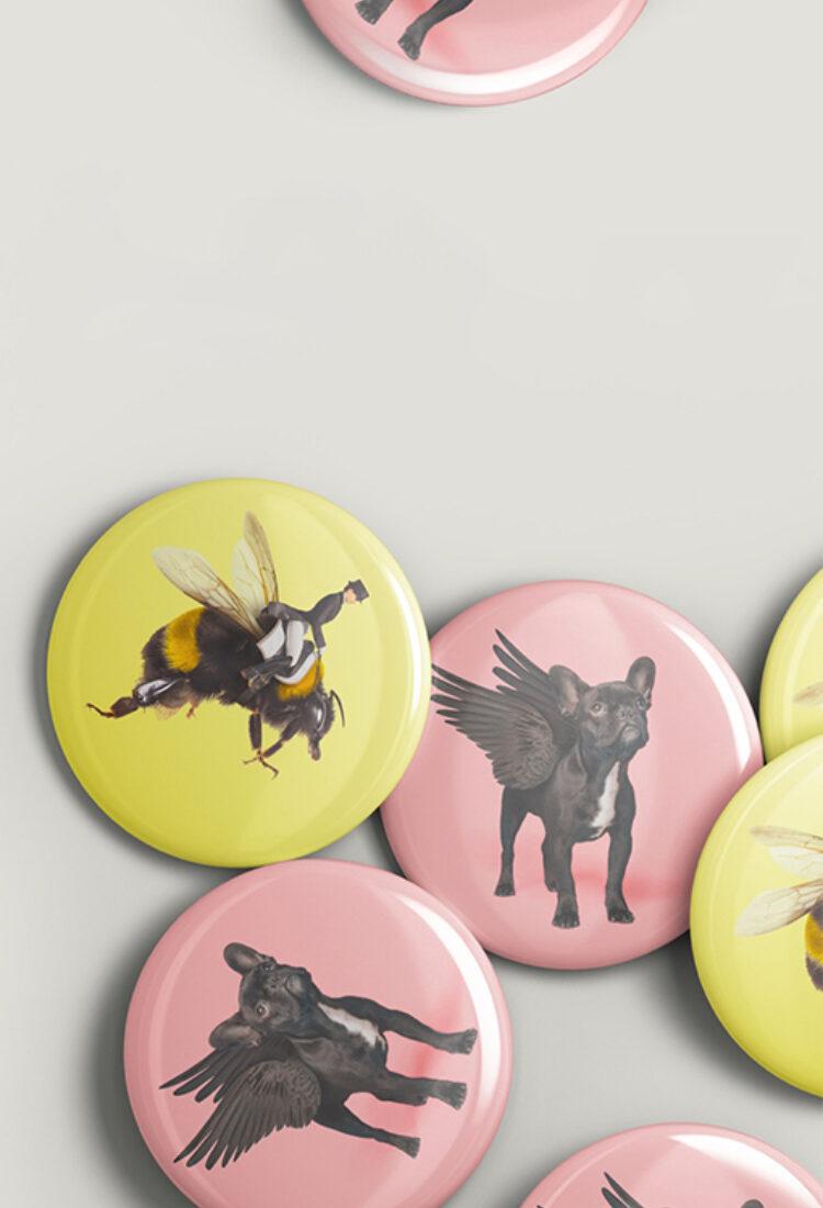 Buddle Findlay Badges