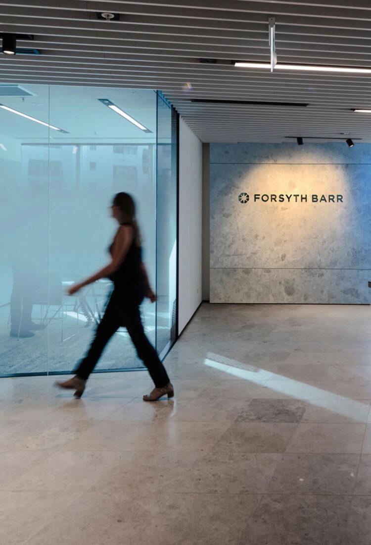 Forsyth Barr interior layout